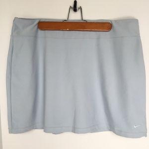 NWT Nike Dri-fit Tennis Skirt Skort Size L